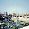 Essaouira's Lively Port